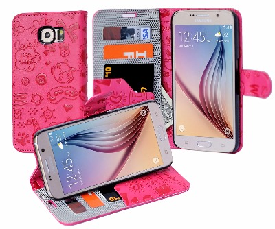 Galaxy S6 Wallet Case